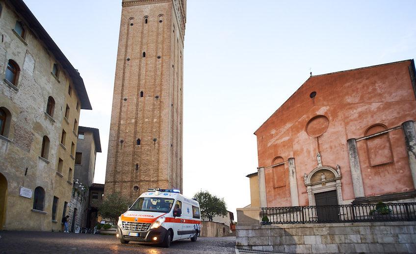 Due Effe Servizi Taxi Sanitario 3